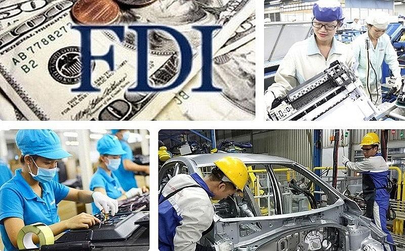Điểm tựa gia tăng thu hút vốn FDI, phát triển kinh tế