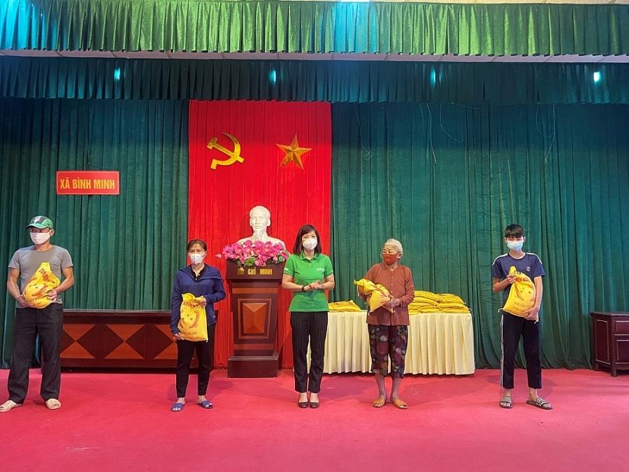 Alphanam Green Foundation vận hành Siêu thị mini 0 đồng đầu tiên tại ngoại thành Hà Nội