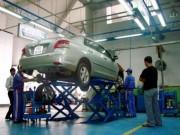 TMV ưu đãi cho khách hàng bảo dưỡng xe định kỳ