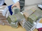 Các ngân hàng tăng thu hút tiền gửi