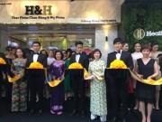 Ra mắt chuỗi cửa hàng mỹ phẩm sạch H&H