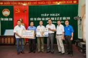 Honda Việt Nam chia sẻ cùng đồng bào lũ lụt