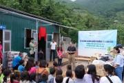 Sheraton Hanoi tài trợ xây trường tại vùng cao Lào Cai