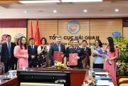Thông quan nhanh bằng dịch vụ nộp thuế hải quan điện tử của Vietcombank