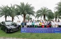 lexus dong hanh tai tro vong loai giai golf life tournament 2018