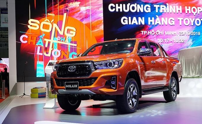 ba tieu chi chat luong cua gian hang tmv tai vma 2019