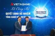 VietABank chính thức có tổng giám đốc