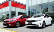 Thaco tiếp tục giảm giá bán Kia và Mazda