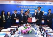 LienVietPostBank hợp tác với Woori Bank Việt Nam