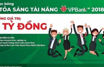 ra mat quy hoc bong tai nang vpbank 2018