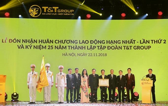 tap doan tt don nhan huan chuong lao dong hang nhat va thay doi nhan dien thuong hieu