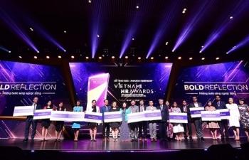 vietinbank duoc vinh danh tai giai thuong vietnam hr awards 2018