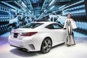 Lexus RC Turbo 2017 về Việt Nam giá gần 3 tỷ đồng