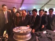 Toyota Việt Nam - 20 năm đồng hành cùng tỉnh Vĩnh Phúc