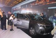Thaco ra mắt bộ đôi Peugeot 5008 & 3008 và công bố giá bán của năm 2018