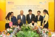PVcomBank hợp tác toàn diện với ECPay