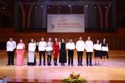 Toyota Việt Nam trao học bổng hỗ trợ tài năng âm nhạc