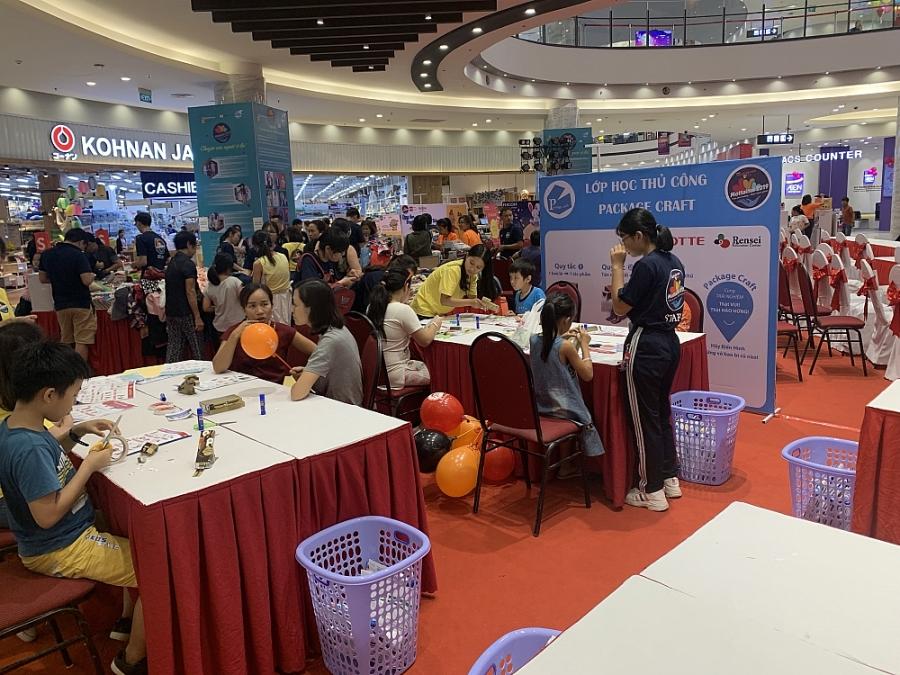 Toyota Việt Nam đồng hành cùng chương trình Mottainai 2020