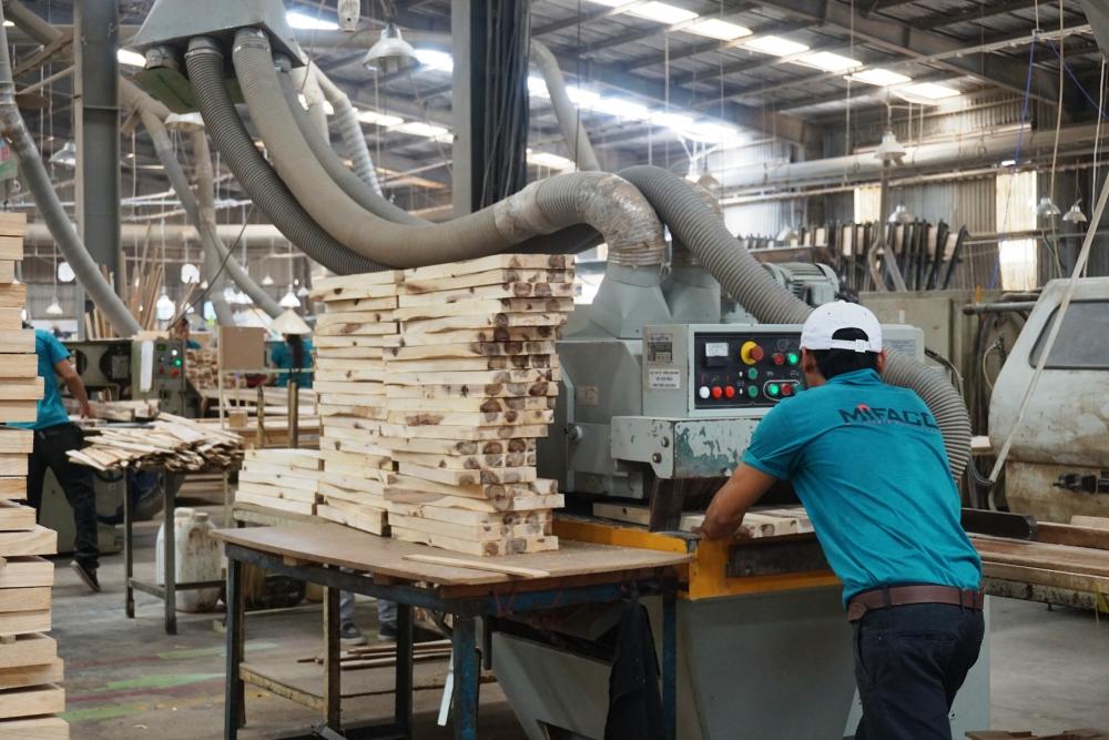 Ngành gỗ: Tự tin bứt phá