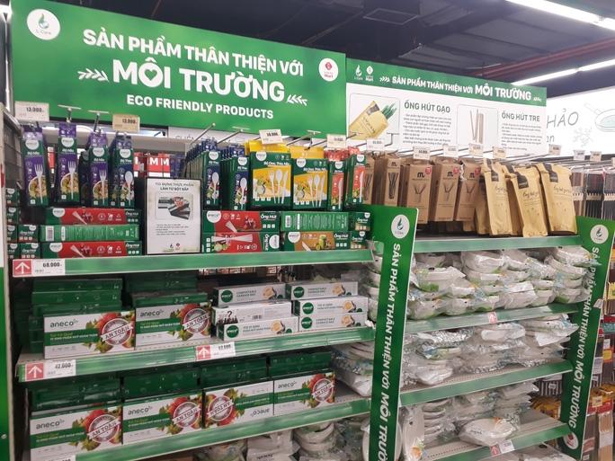 Giới thiệu sản phẩm thân thiện môi trường