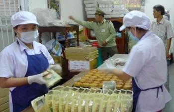 thanh tra kiem tra thuc pham tet trung thu bao dam quyen loi nguoi dan doanh nghiep