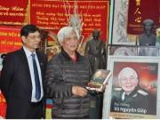 Đại tướng Võ Nguyên Giáp với Doanh nhân Việt Nam