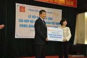 Trao tặng 10.000 phần quà sữa TH True Milk cho công nhân Đức Giang