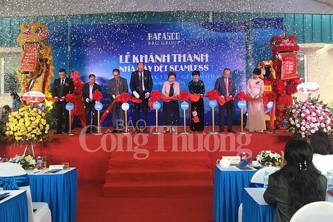 hafasco khanh thanh nha may det seamless 40 ty dong