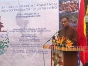 Chính thức khai mạc Ngày hội văn hóa Sri Lanka tại Hà Nội