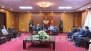 Tăng cường hợp tác thương mại song phương Việt Nam và CHLB Đức