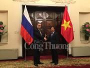 Đối thoại chiến lược Ngoại giao - Quốc phòng giữa Việt Nam và Liên bang Nga