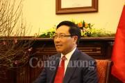 Phó Thủ tướng Phạm Bình Minh sẽ tham dự Đối thoại Delhi lần thứ 9