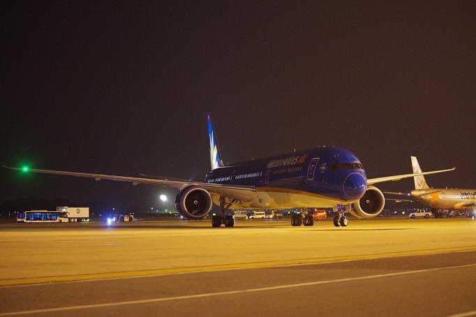 may bay lon nhat gia nhap doi bay cua vietnam airlines