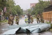 Cập nhật những thiệt hại ban đầu do bão số 10 tại Hà Tĩnh