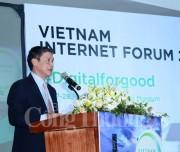 Diễn đàn Internet Việt Nam 2017- Công nghệ số cho những điều tốt đẹp