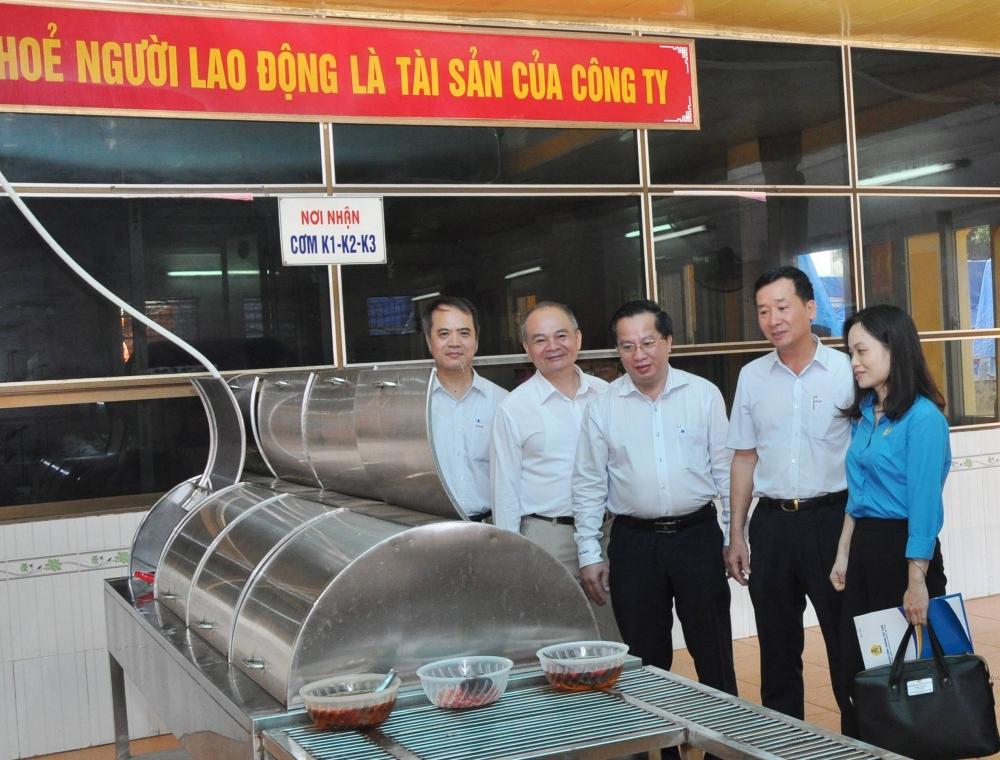 Công đoàn Tổng công ty Thép Việt Nam: Luôn đồng hành với người lao động