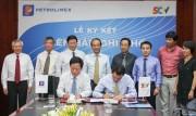 Petrolimex và SCTV ký Biên bản ghi nhớ về truyền thông