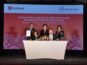 SeABank và Mercedes – Benz hợp tác chiến lược toàn diện