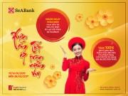 SeABank triển khai chương trình 'Xuân ấm áp - Tết tràn niềm vui'