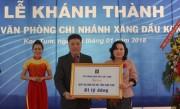Petrolimex trao 1 tỷ đồng tặng Quỹ ASXH tỉnh Kon Tum