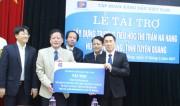 Petrolimex tài trợ 6 tỷ đồng xây dựng trường tiểu học tại Tuyên Quang