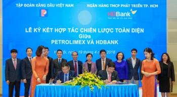 Petrolimex và HD Bank: Ký thỏa thuận hợp tác chiến lược