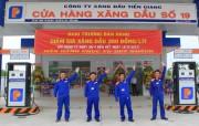 Petrolimex Tiền Giang phát triển mạng lưới bán lẻ