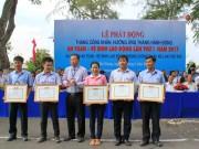 Petrolimex Tiền Giang đạt giải Nhất toàn đoàn