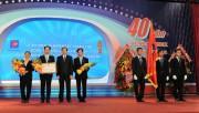 Petrolimex Tiền Giang đón nhận Huân chương Độc lập hạng Ba