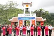 Petrolimex khánh thành Cổng gác chuông Đài hương 468