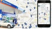 Petrolimex chính thức vận hành bản đồ cửa hàng xăng dầu