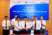 Petrolimex triển khai dịch vụ mua xăng dầu bằng thẻ ATM