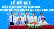 Petrolimex và VNR ký thỏa thuận hợp tác toàn diện