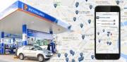 """""""Không lo hết xăng"""" với ứng dụng tìm kiếm CHXD Petrolimex"""